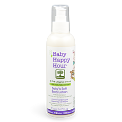 Bioselect Baby Happy Hour Baby's Soft Body Lotion - 200 Milliliter
